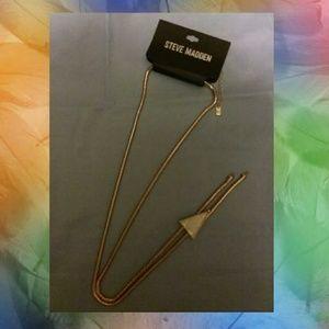 Steve Madden Snake Chain Necklace